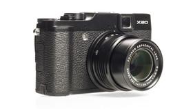 Fuji X20 review